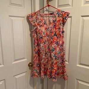 NWT J Crew floral dress 👗